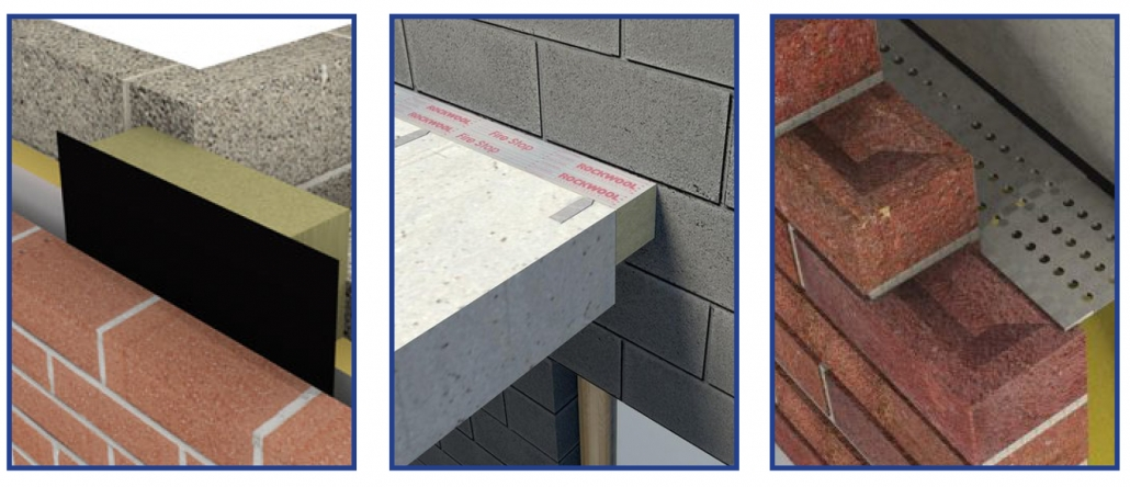 Cavity Barriers / Acoustic Barriers